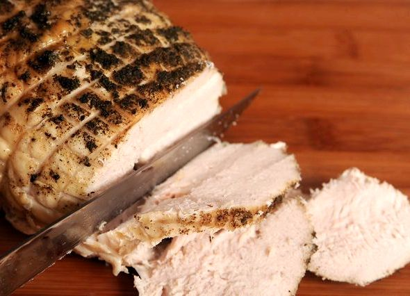 3 pound boneless skinless turkey breast recipe