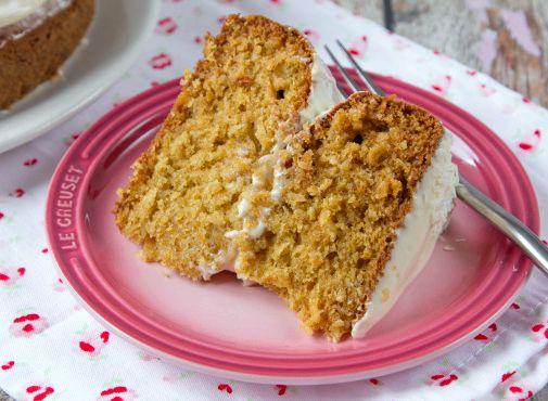 Aunt bertas carrot cake recipe