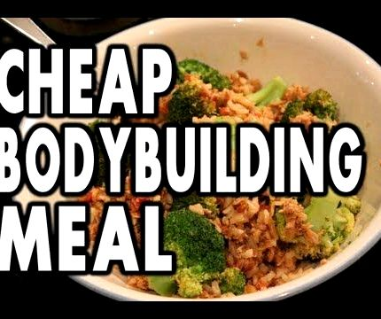 Beans And Rice Recipe Bodybuilding