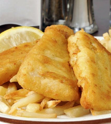 Batter mix recipe for cod fish baked for Easy fish batter