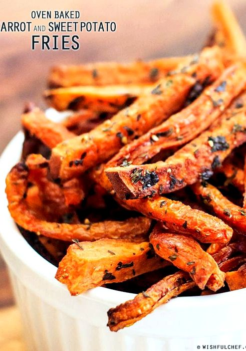 Best baked sweet potato fries recipe ever