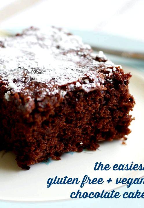 Vegan Mud Cake Recipe