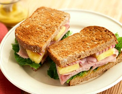 Best cold ham sandwich recipe