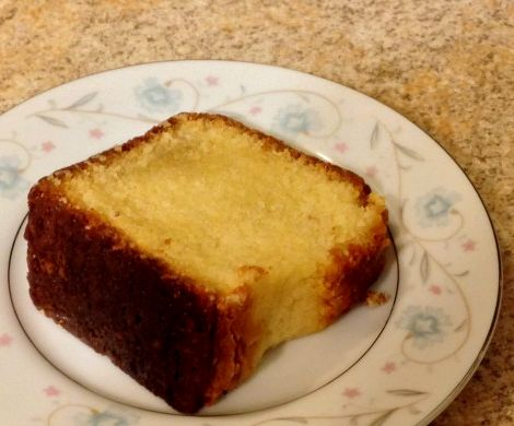 The Best Five Flavor Pound Cake Recipe