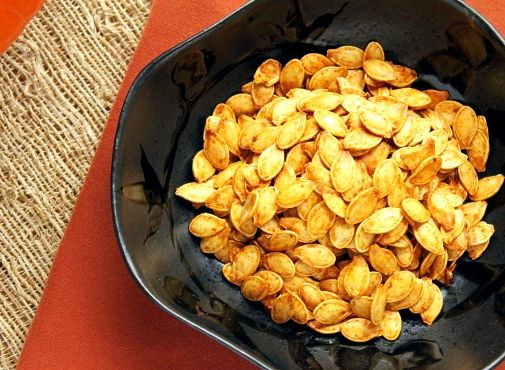Best oven roasted pumpkin seed recipe