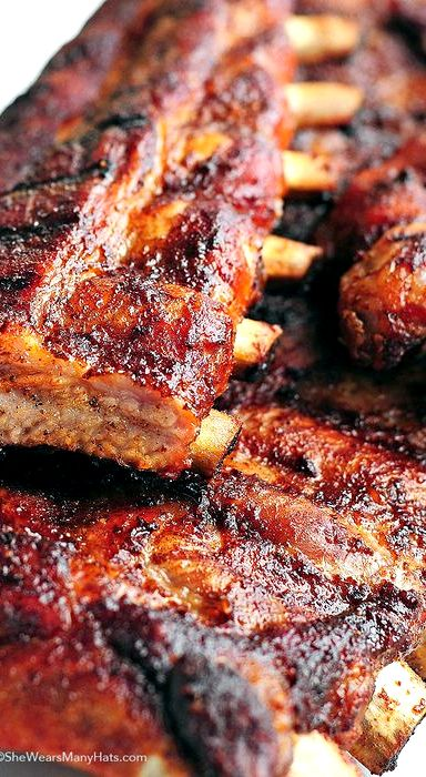 Best pork back ribs oven recipe