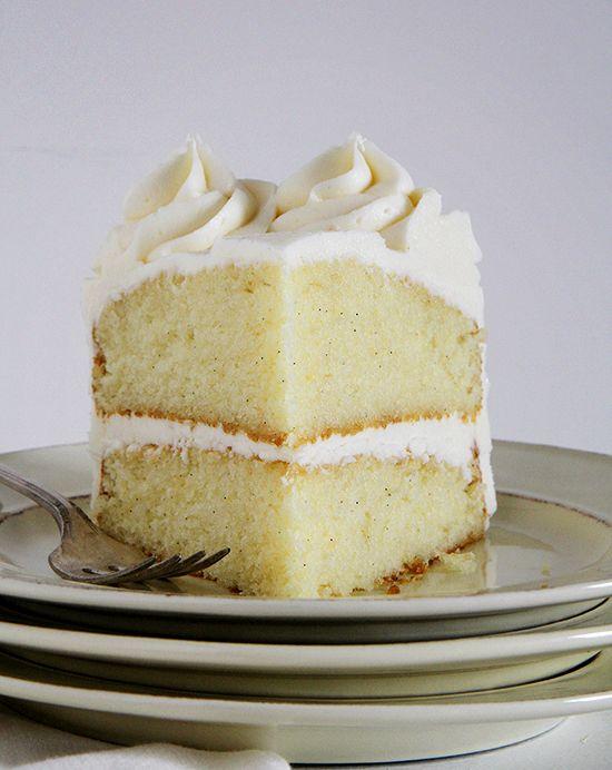 best vanilla cake recipe in the world