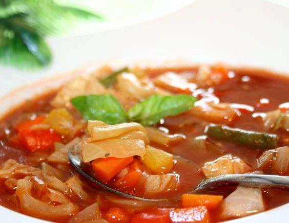 Cabbage soup recipe mayo clinic