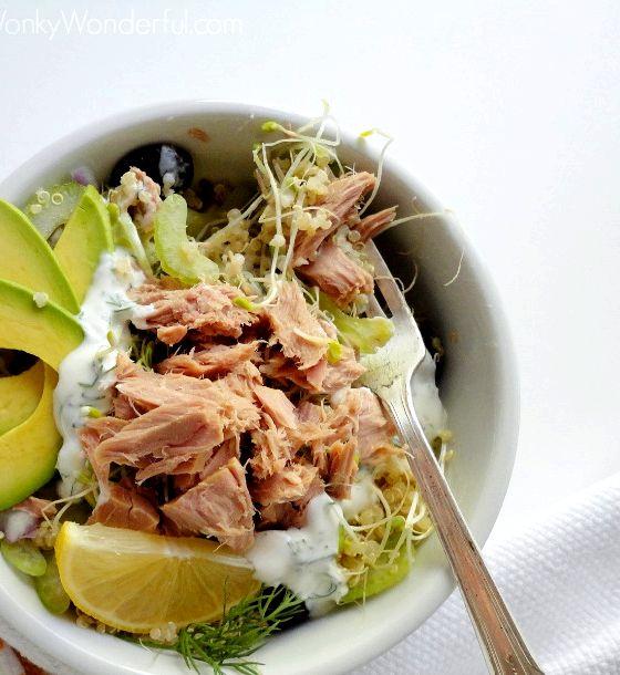 Best tuna salad recipe with apple for Tuna fish recipes