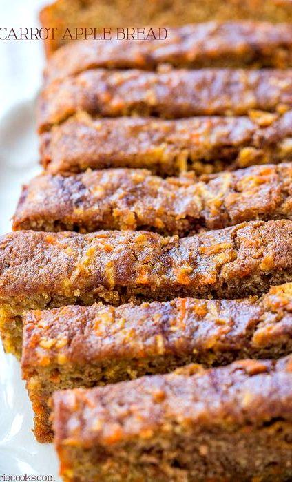 Carrot loaf cake recipe cooks