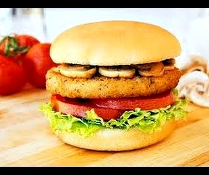 Cheese burger recipe by sanjeev kapoor