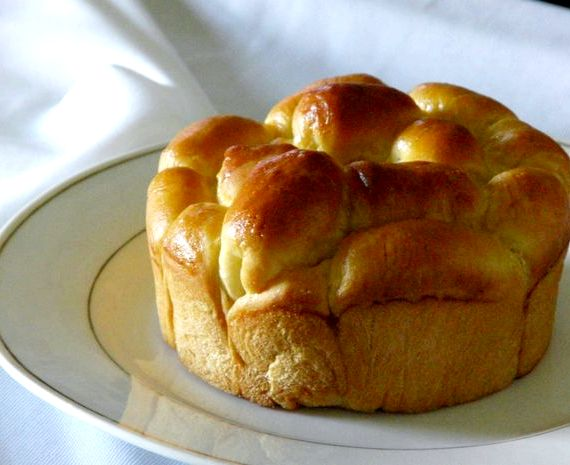 Chinese sweet yeast bread recipe