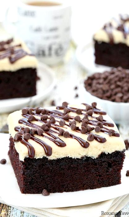 Chocolate cake recipe using soft brown sugar
