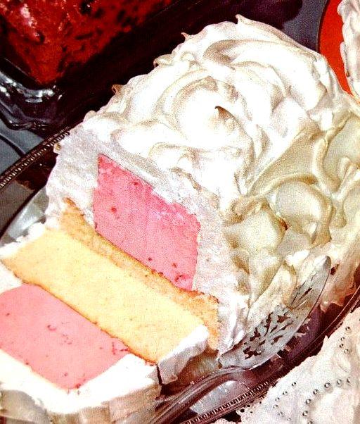 Chocolate strawberry baked alaska recipe pampered