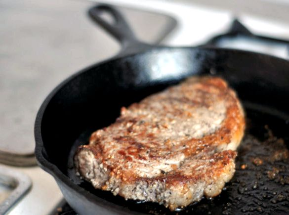 Cook a steak in the oven recipe for Temperature to cook fish in oven