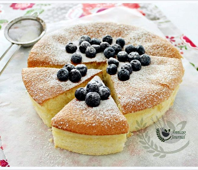Corn Flour Sponge Cake Recipe Gluten Free