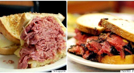 Corned beef sandwich recipe ukrainian