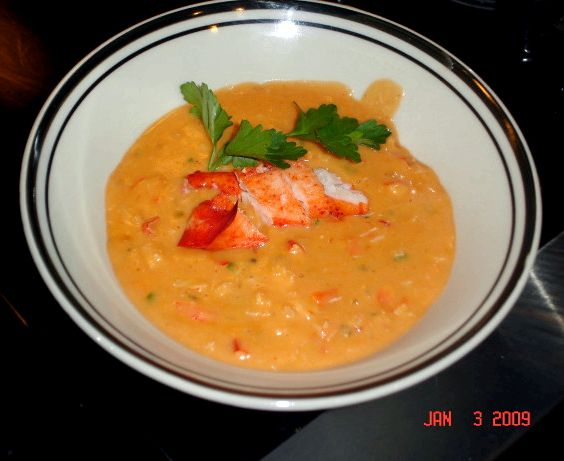 Food Network Crab Bisque Soup