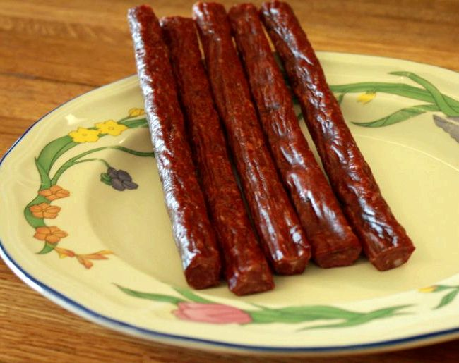 Deer sticks recipe with high temp cheese