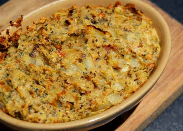 Dry sage and onion stuffing recipe