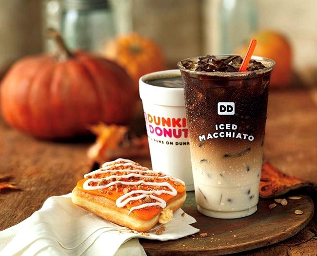 Dunkin donuts happy hour macchiato recipe
