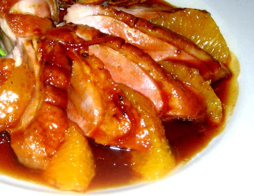 easy duck orange sauce recipe