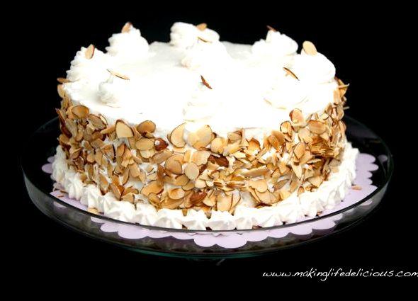 Best Italian Rum Cake