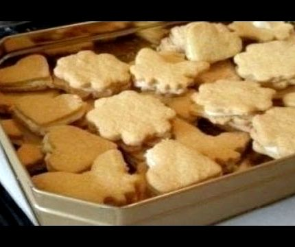 Easy tea biscuit recipe without baking powder