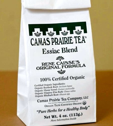 Essiac tea recipe formula calculator