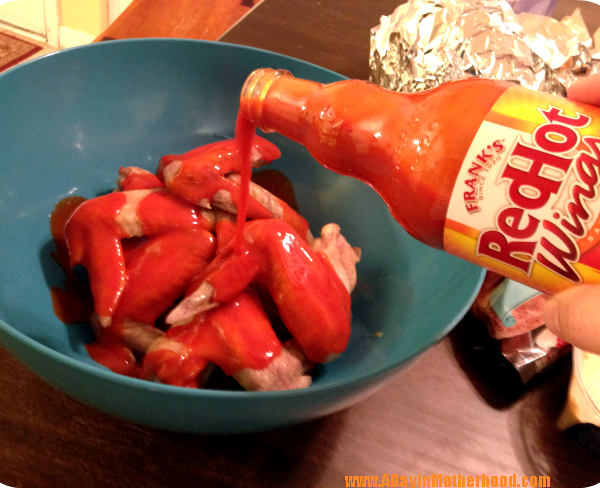 Franks Red Hot Sauce Wing Recipe