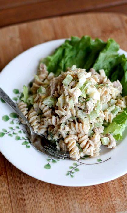 Best tuna salad recipe with apple for Best tuna fish salad