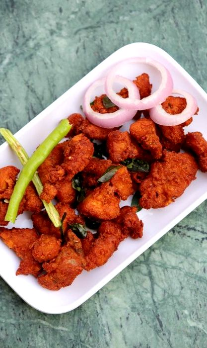Hakka style chicken pakora recipe video
