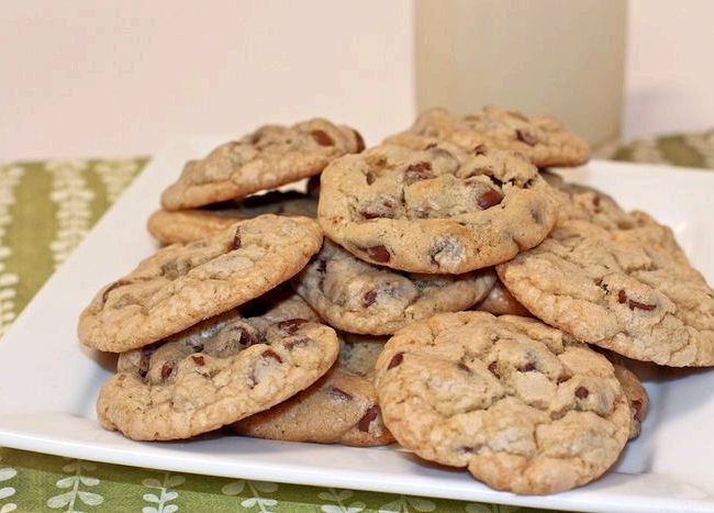 recipe how to make chocolate chip cookies