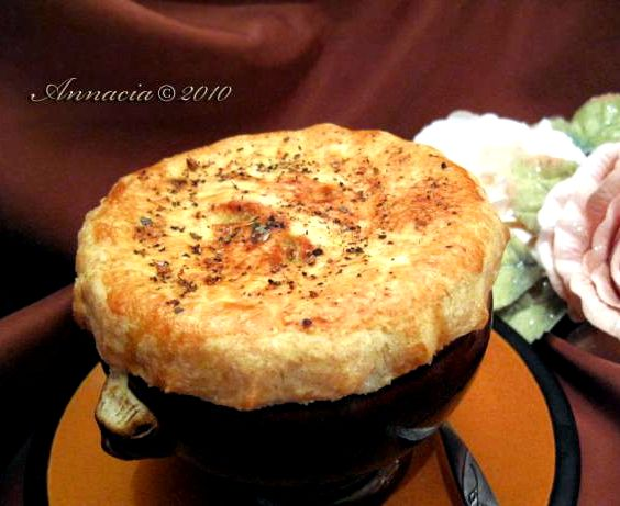 how to cook coles chicken pot pies