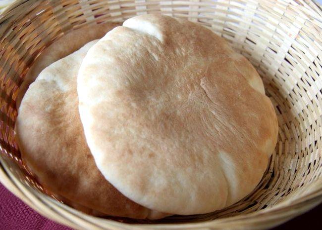 Israeli pita bread fillings recipe