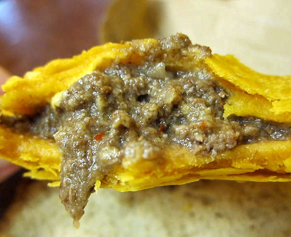 Jamaican meat pie filling recipe