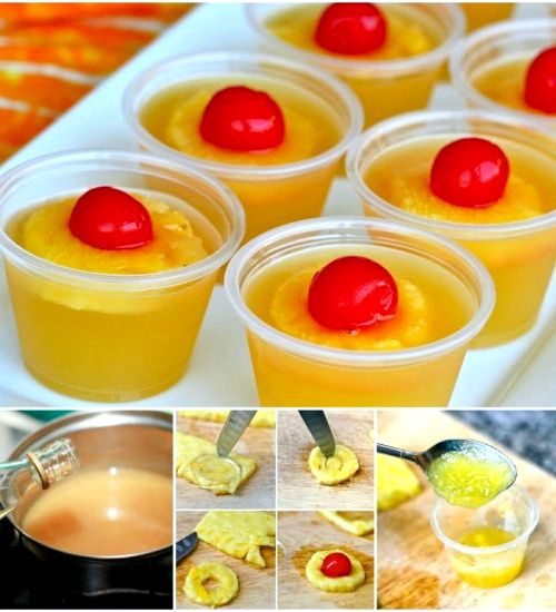 Jello shots recipe vodka orange peels crossword