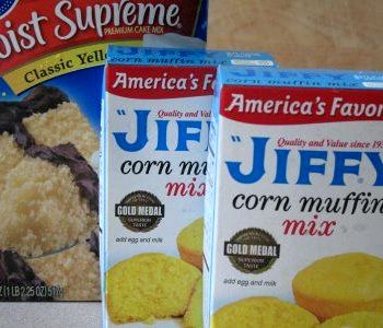 Jiffy cornbread mix box recipe pineapple