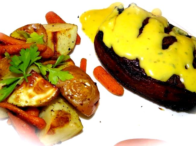 Julia Childs Bearnaise Sauce Recipe