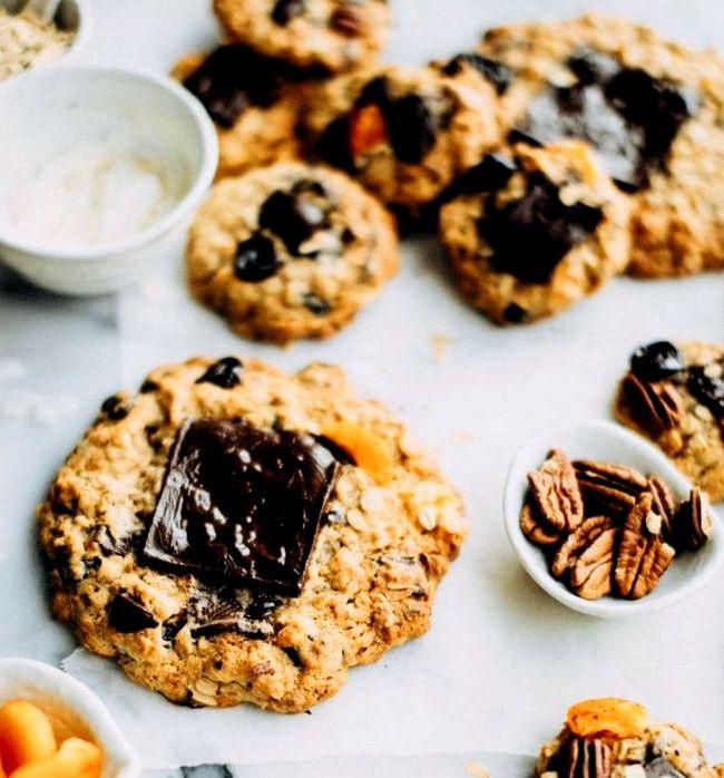 Kitchen Sink Cookies Fresh Market Ingredients