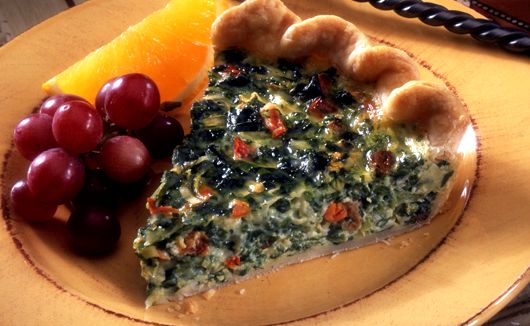 Knorr vegetable mix quiche recipe