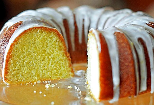 Lemon Pound Cake Recipe Joy Of Baking