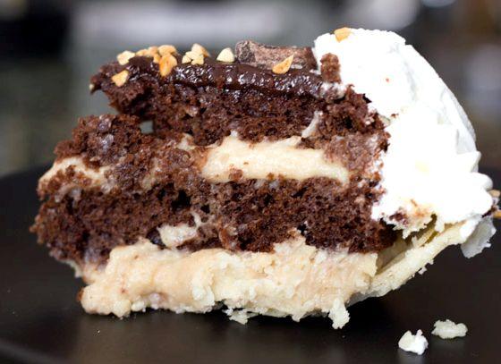 Chocolate Custard Meringue Pie Recipe