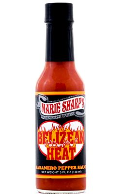 Marie sharp belizean hot sauce recipe