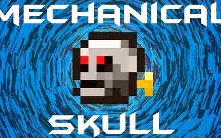 Mechanical skull recipe