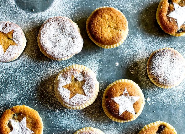 Mince pie recipe british bake off