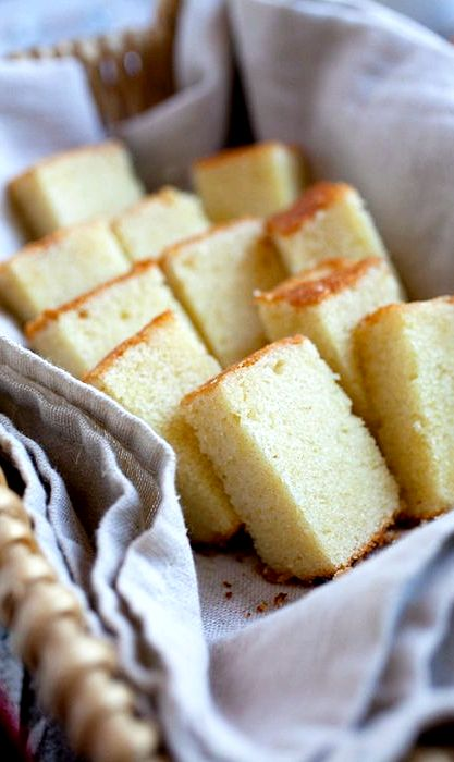 Best Butter Cake Recipe Singapore