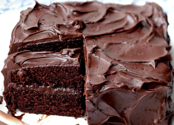 Moist chocolate fudge cake recipe uk