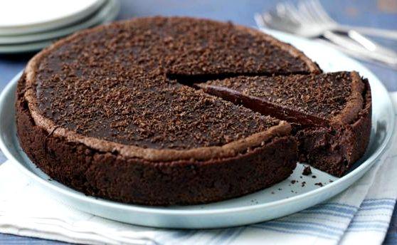 Mud Cake Recipe Bbc