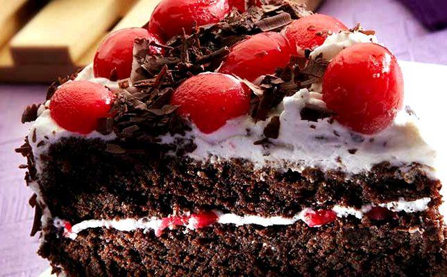 Milkmaid Chocolate Cake Recipe Microwave